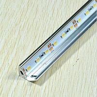 Светодиодная полоса 5630 и профиль с зеркальным отражателем 50 см, фото 1