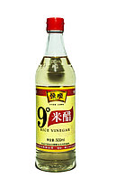 Белый рисовый уксус Heng Shun, 500 мл