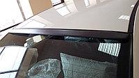 Козырек на заднее стекло Daewoo Gentra вар 2, фото 1
