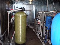 Водоподготовка для котельной Сокол 2 - 60 куб/час