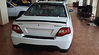 Лип спойлер на крышку багажника Daewoo Nexia вар 2, фото 1