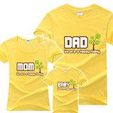 Семейные футболки креативный подарок, фото 5