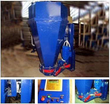 Комплектующие для бетонных заводов ZZBO