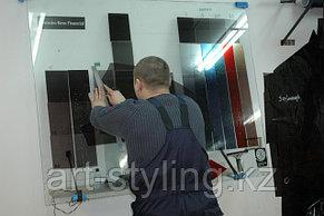 Обучение тонированию стекол автомобиля