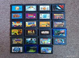 Игры (картриджи) для Game Boy в Астане