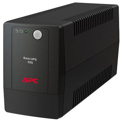 Источник бесперебойного питания UPS APC BX650LI