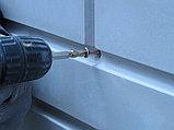 Фасадная облицовочная бетонная панель под кирпич на шурупах, фото 5