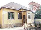 Фасадная облицовочная бетонная панель под кирпич на шурупах, фото 7