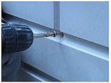 Фасадная панель под кирпич на шурупах из бетона, фото 5