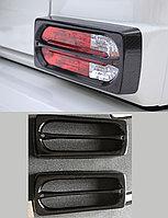 Накладки на задние фонари Mansory для G-class, фото 1