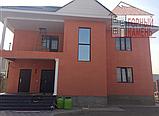 Фасадная панель бетонная под клинкерный кирпич на шурупах, фото 5