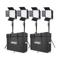 Datavideo LightKit 3 Daylight / 1 Bicolor /4 stand комплект заливного света со штативами, фото 1