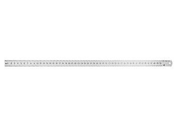 Линейка измерительная, 1000 мм, металлическая Россия