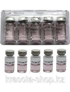 Коктейль для мезотерапии полиревитализирующий + ГК Mesoderm 0,3 мг/мл, 5 мл.*5 шт.