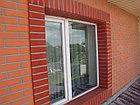 Фасадная облицовочная бетонная панель - клинкерный кирпич, фото 4