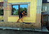 Фасадные панели (бетонная продукция) под кирпич Алматы, фото 8