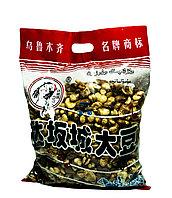 Бобы жареные соленые, 1 кг