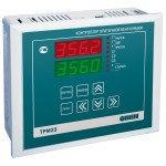 Контроллер для приточной вентиляции ОВЕН ТРМ33-Щ7.ТС