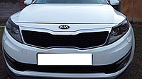 Реснички на фары Kia Optima K5 2010-2013, фото 1