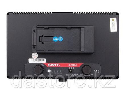 SWIT S-2220CF накамерный свет-светодиодная панель, 312 светодиодов, биколор, фото 2