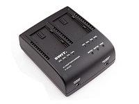 SWIT S-3602D двухканальная зарядка для CGA-D54/CGA-D54s и S-8D58 /98 /S-8D62, фото 1