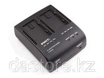 SWIT S-3602D двухканальная зарядка для CGA-D54/CGA-D54s и S-8D58 /98 /S-8D62, фото 2