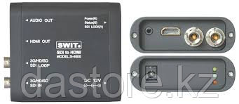 SWIT S-4600 конвертор сигнала HD/SD-SDI в HDMI, фото 2
