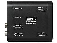 SWIT S-4601 конвертор HDMI в 3G/HD/SD-SDI, фото 1