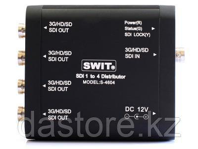 SWIT S-4604 разветвитель видео HD/SD-SDI, фото 2