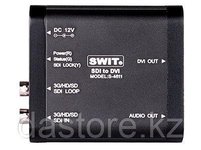 SWIT S-4611 конвертор SDI в DVI, фото 2