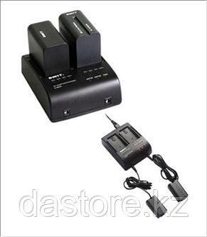 SWIT S-3602F двух-канальное зарядное устройство для аккумуляторов NP-F770/970 и S-8972/S-8970/S-8770, фото 2