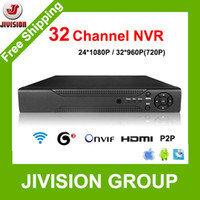 Видеорегистратор IP 32 канальный SYNCAR NVR-32, фото 1