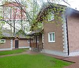 Фасадная облицовочная бетонная панель - каменный кирпич, фото 7