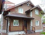 Фасадная облицовочная бетонная панель - каменный кирпич, фото 8
