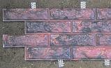 Фасадная облицовочная бетонная панель - каменный кирпич, фото 10