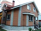 """Фасадная облицовочная бетонная панель - """"каменный кирпич""""  старый кирпич, фото 7"""