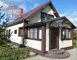 Фасадная облицовочная бетонная панель - старый кирпич, каменный кирпич, облицовочный кирпич, фото 6