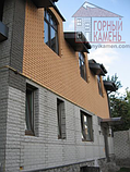 Фасадная облицовочная бетонная панель - старый кирпич, каменный кирпич, облицовочный кирпич, фото 7