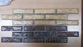 Фасадная панель - старый кирпич, облицовочный кирпич, каменный кирпич