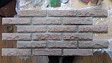 Фасадная панель - старый кирпич, облицовочный кирпич, каменный кирпич, фото 4