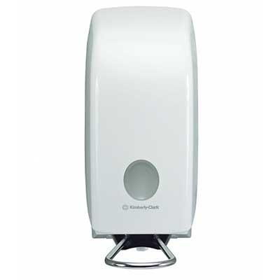 Локтевой дозатор для жидкого мыла Kimberly-Clark: Aquarius 6955