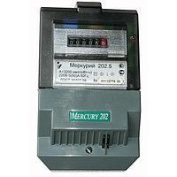 Меркурий 202.5 Счетчик электроэнергии однофазный многотарифный