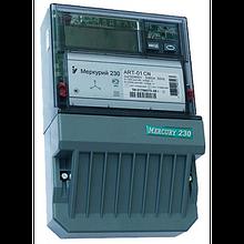 Меркурий 230 АRT-01 С(R)N Счетчик электроэнергии трехфазный, активно/реактивный, многофункциональный