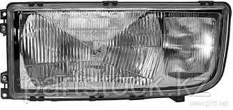 Фара основная лев с противотуманкой на / для MERCEDES, МЕРСЕДЕС, ACTROS, АКТРОС, MP1, МП1, AXOR 1, АКСОР 1