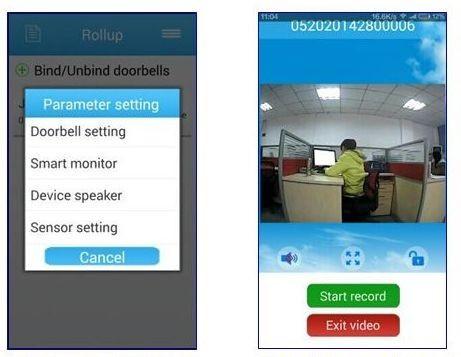 """Видеоглазок """"SITITEK iHome3"""" можно настраивать через специальное приложение для устройств под управлением iOS и Android"""