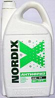 Антифриз Нордикс -40C (5кг) зеленый