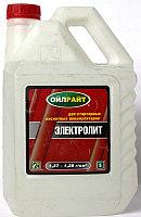 Электролит (5л) плотность 1,27-1,28 (OilRight)