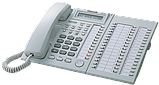 Системный телефон Panasonic KX-T7730RU, фото 3