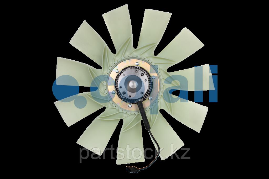 Гидромуфта (вискомуфта), с электр. контролем, с крыльчаткой на / для DAF, ДАФ, CF 85, XF 105, COJALI 7043403