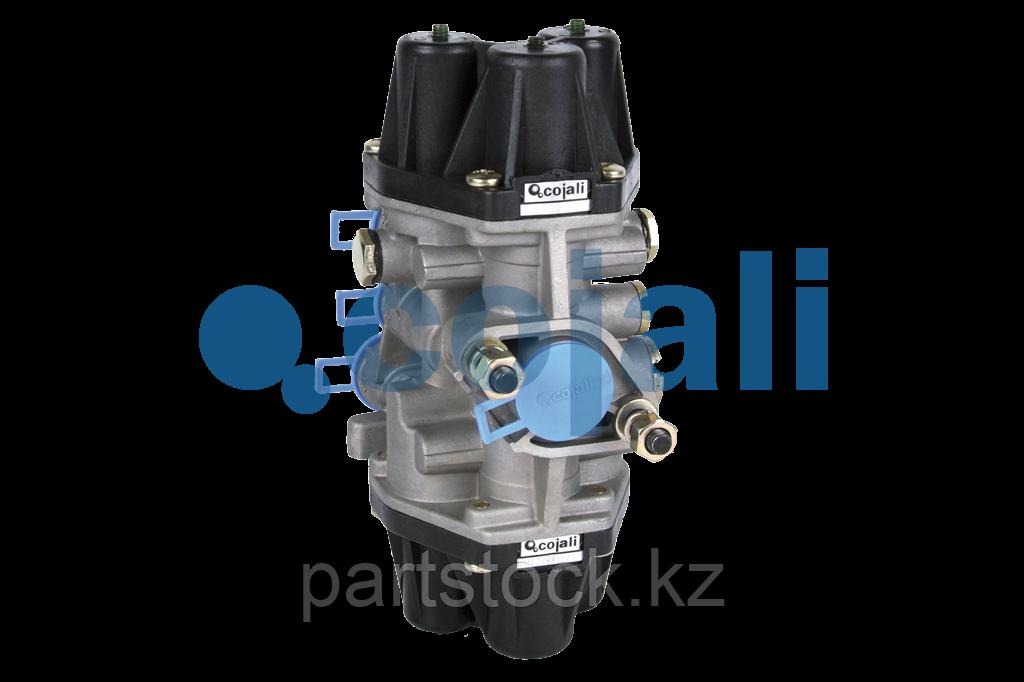 4-х контурный защитный клапан на / для MERCEDES, МЕРСЕДЕС, ACTROS, АКТРОС, ATEGO, АТЕГО, COJALI 2222303